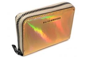 Визитница Balisa MNB101-039 женская золотая