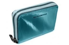 Визитница Balisa MNB101-039 женская голубая