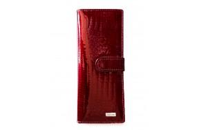 Визитница Balisa MNB832-42 женская кожаная бордовый
