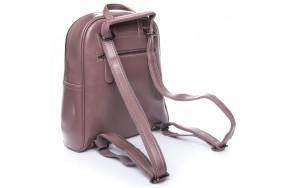 Рюкзак  ALEX RAI 08-2 8694-2 женский кожаный розовый