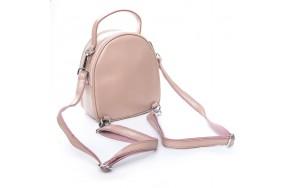 Рюкзак ALEX RAI 08-3 1189-220 женский кожаный розовый