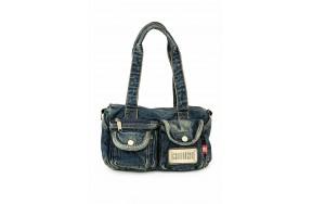 Женская сумка Fantasy Accessories мини FA-002 джинсовая