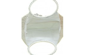 Сумка Fantasy Accessories  PC5491R текстильная серебро
