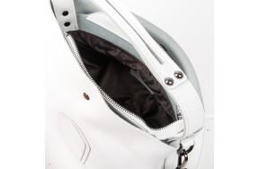 Сумка  ALEX RAI 03-02 8641 женская кожаная белая