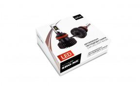 LED лампа SHO-ME F2 H7 6500K 30W (2 шт.)
