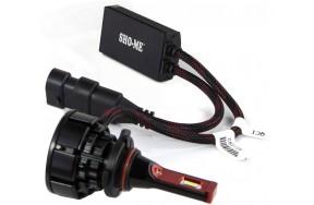 LED лампа SHO-ME G6.4 HB3/9005 6500K 4500Lm 30W 11-30V (2 шт.)