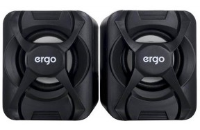 Колонки для компьютера Ergo S-203 Black