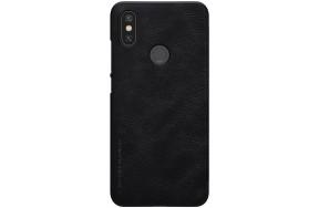 Чехол-книжка Nillkin Qin Leather Case Xiaomi Mi A2/6X Black