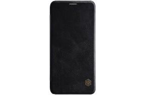 Чехол-книжка Nillkin Qin Leather Case Samsung Galaxy J8 2018 Black