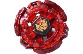 Волчек Beyblade Metal Fusion 4D System L-Drago Red Fang Leone W105RF BB116D с пусковым устройством