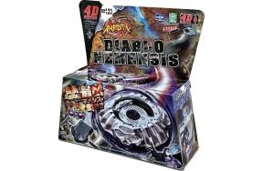 Волчек Beyblade Diablo Nemensis BB120 с пусковым устройством