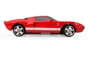Автомобиль на радиоуправлении Firelap Ford GT Red