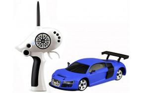 Автомобиль на радиоуправлении Firelap Audi R8 Blue