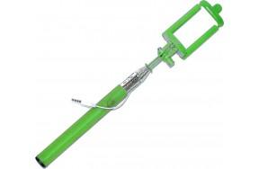 Монопод TOTO Compact+Jack 3.5 mm Green