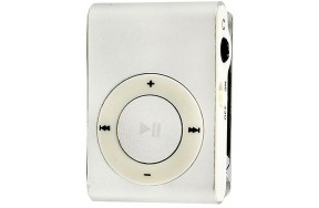 Плеер TOTO TPS-03 Without display&Earphone Mp3 Silver