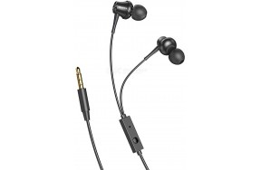Гарнитура AWEI PC-1 Wired Earphone Black