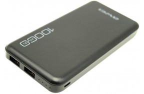Портативная батарея AWEI P28K 10000mAh Black