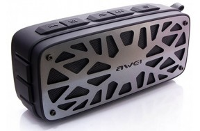 Портативная акустика AWEI Y330 Bluetooth Speaker Green
