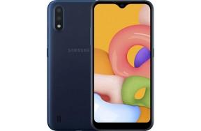 Смартфон Samsung Galaxy A01 A015F 2/16GB Blue ***
