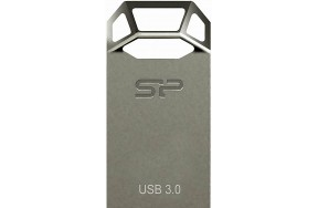 USB Flash Silicon Power Jewel J50 USB 3.0 16Gb Titanium