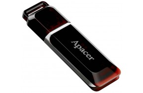 USB Flash Apacer AH321 USB 2.0 16GB Black