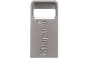 USB Flash Kingston DataTraveler Micro 3.1 USB 3.1 32Gb Silver
