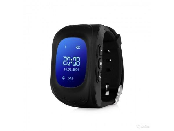 Smart Baby Q50 GPS Smart Tracking Watch Black в Киеве. Недорого Умные часы, наручные часы, аксессуары