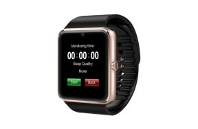 UWatch Smart GT08 no NFC Gold