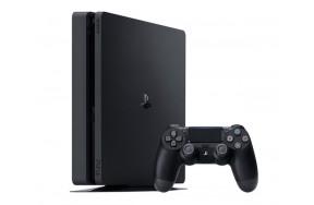 Игровая приставка Sony PlayStation 4 Slim (PS4 Slim) 1TB Black