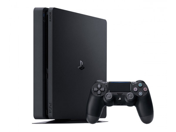 Игровая приставка Sony PlayStation 4 Slim (PS4 Slim) 1TB Black в Киеве. Недорого Игровые приставки