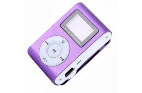 Плеер TOTO TPS-02 With display&Earphone Mp3 Purple