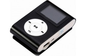 Плеер TOTO TPS-02 With display&Earphone Mp3 Black