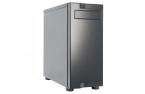 Корпус Chieftec FALCON Miditower без БП ATX/mATX/mITX черный, 2*USB3.0, 1*USB2.0, HDaudio