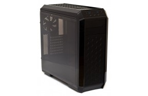 Корпус Chieftec STALLION Miditower без БП ATX/mATX/mITX черный, 2*USB3.0, 2*USB2.0, HDaudio