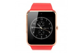 UWatch Smart GT08 Gold/Red