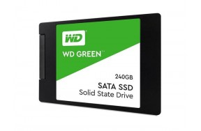SSD 2,5 240GB WD Green Silicon Motion 3D TLC 545/465Mb/s