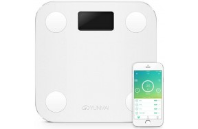 Весы напольные Yunmai Mini Smart Scale White (M1501-WH)