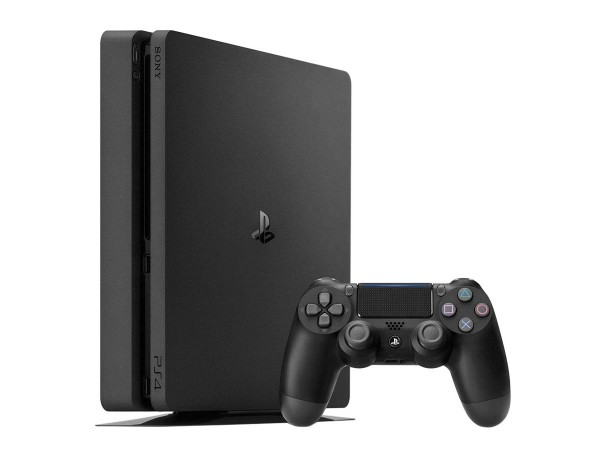 Игровая приставка Sony PlayStation 4 Slim (PS4 Slim) 500GB + Call of Duty Infinite Warfare в Киеве. Недорого Игровые приставки