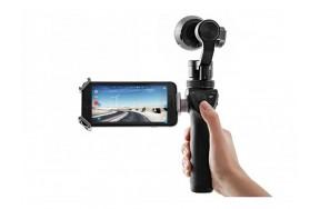 Экшн-камера со стедикамом DJI OSMO