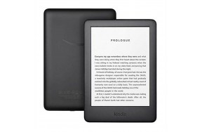 Электронная книга с подсветкой Amazon Kindle All-new 10th Gen. 2019 Black