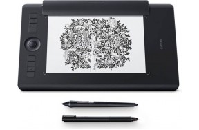Графический планшет Wacom Intuos Pro Paper L (PTH-860P-R)