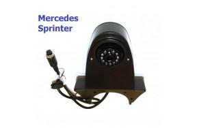 Камера заднего вида Baxster BHQC-909 Mercedes Sprinter (Black)