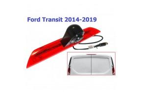 Камера заднего вида Baxster BHQC-903 Ford Transit 2014-2019