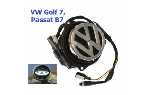 Камера заднего вида Baxster HQC-802 VW Golf 7, Passat B7