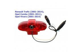 Камера заднего вида Baxster BHQC-905 Renault Traffic II, Opel Vivaro I