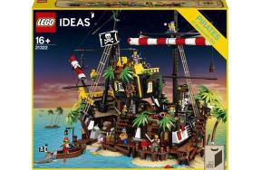 Блочный конструктор LEGO Пираты залива Барракуда (21322)