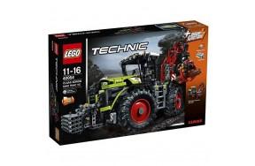 Пластмассовый конструктор LEGO Technic Трактор CLAAS XERION 5000 TRACTOR (42054)