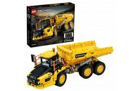 Блочный конструктор LEGO Technic Сочлененный самосвал 6x6 Volvo (42114)