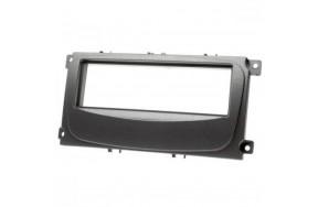 Рамка переходная Carav 08-001 FORD Focus II /Mondeo / S-Max / C-Max 2007+; Galaxy II 1-DIN