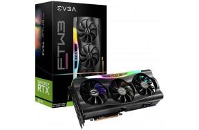 Видеокарта EVGA GeForce RTX 3070 FTW3 Ultra Gaming (08G-P5-3767-KR)